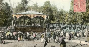 carte-postale-Ancienne-Paris-ranelagh-La-musique